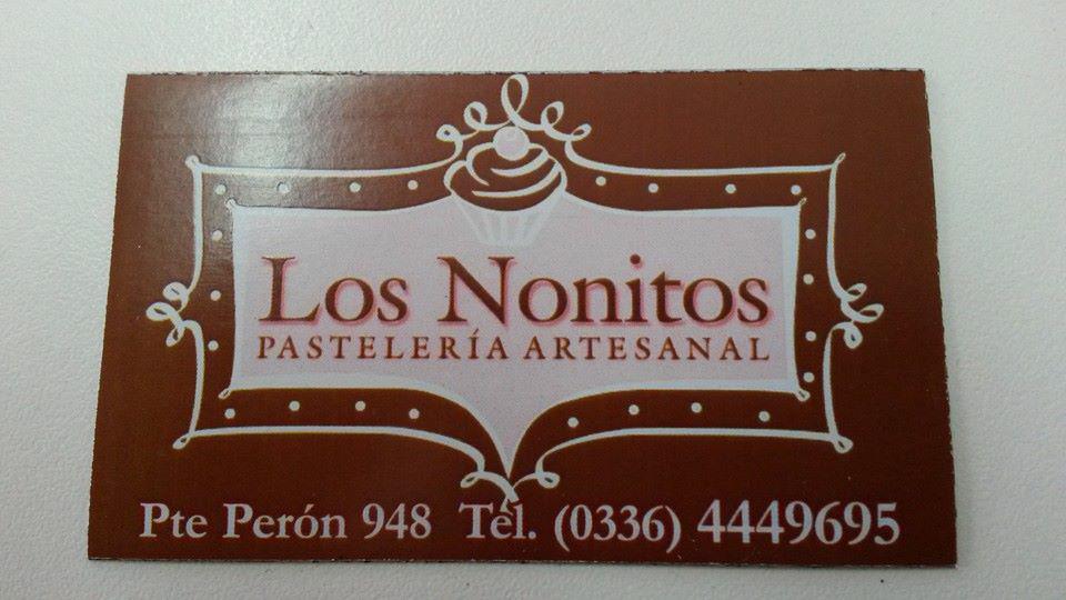 LOS NONITOS - PASTELERIA ARTESANAL