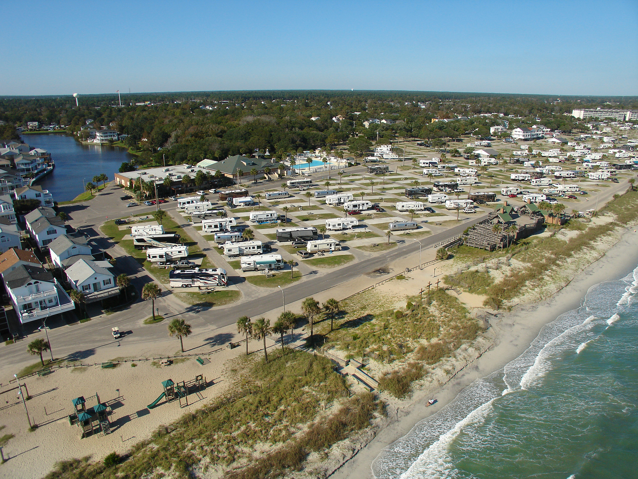 Ocean Lakes Family Campground Myrtle Beach South Carolina Reviews