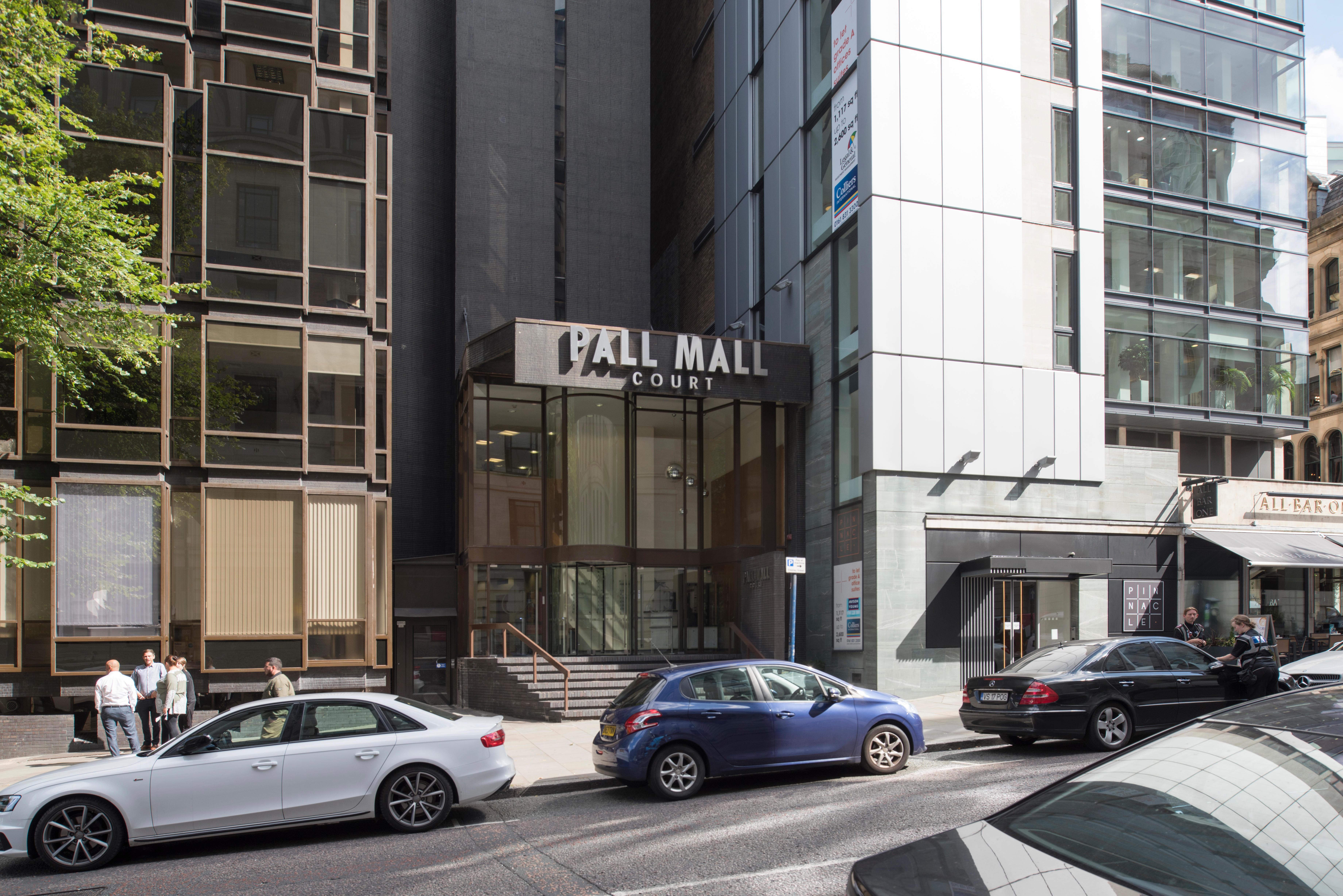 Regus - Manchester, Pall Mall King Street Manchester 01616 181000