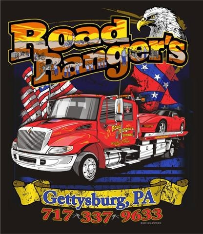 Road Ranger's Auto & Truck Sales & Service - Gettysburg, PA - Auto Towing & Wrecking