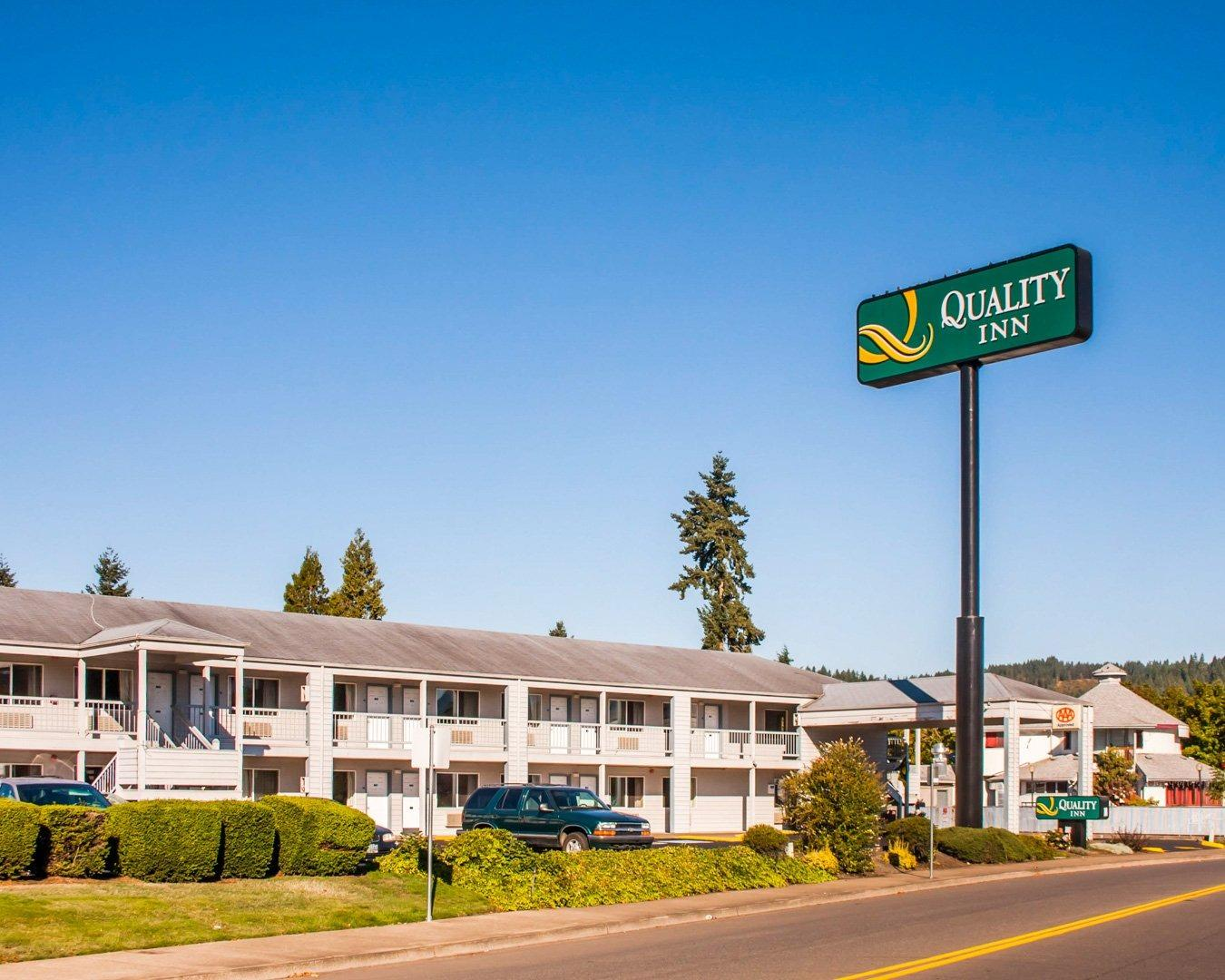 Quality Inn Cottage Grove Eugene South Cottage Grove