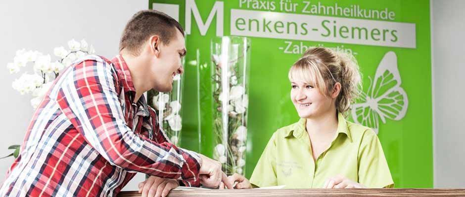 Zahnärztin Tatjana Menkens-Siemers