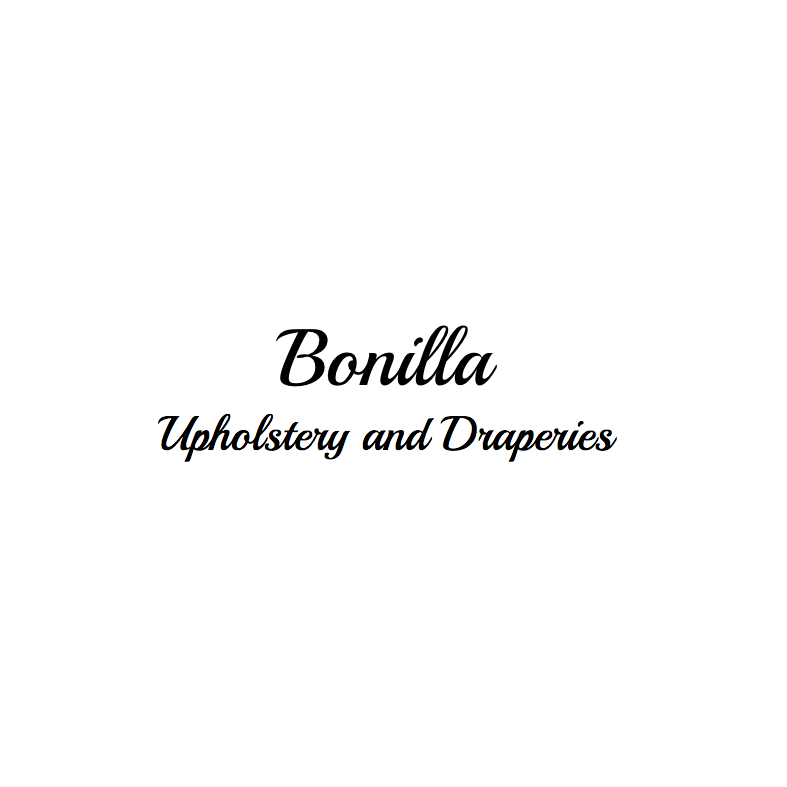 Bonilla Upholstery and Draperies - Duncanville, TX - Interior Decorators & Designers