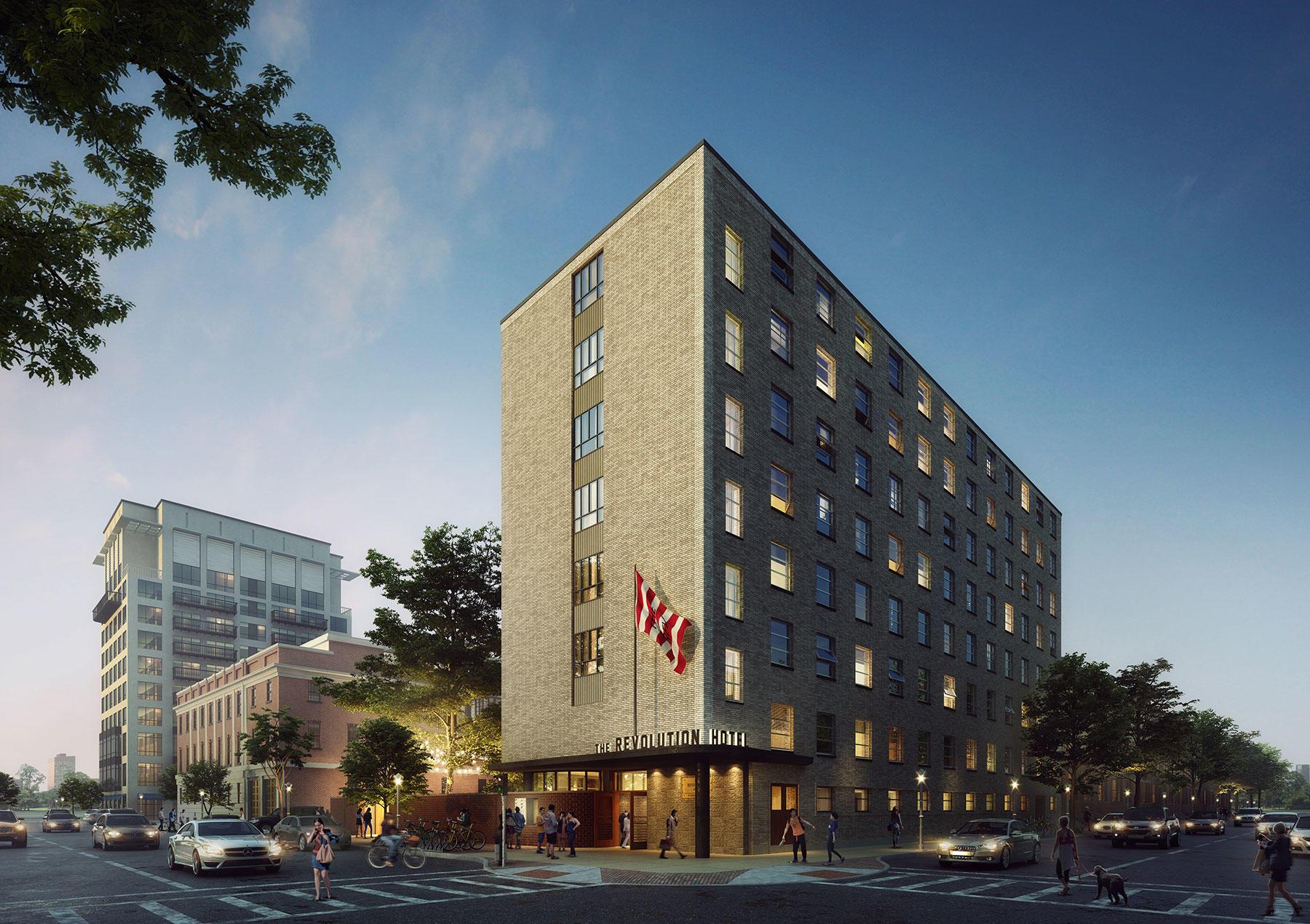 The Revolution Hotel - Boston, MA 02116 - (617)848-9200 | ShowMeLocal.com