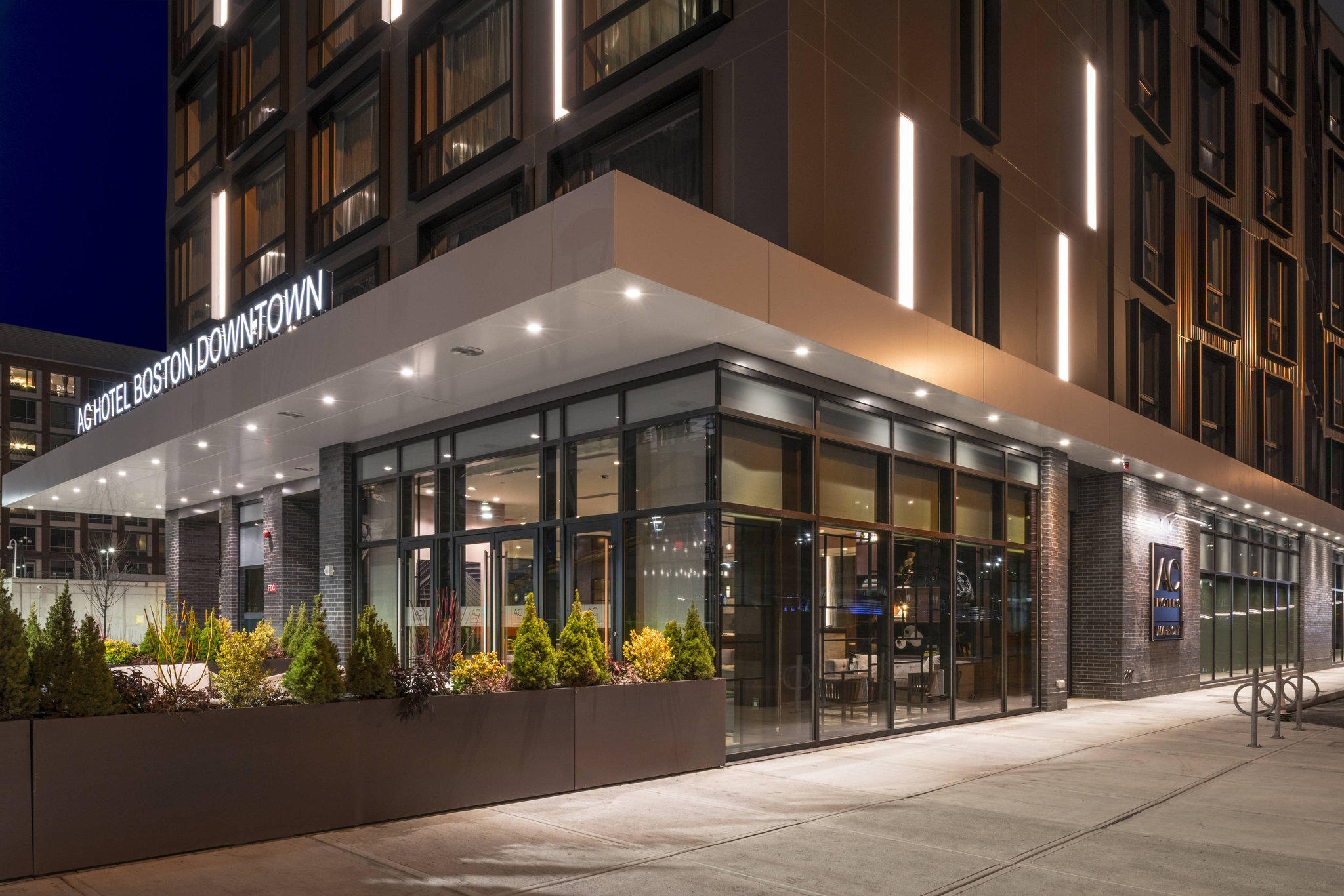 AC Hotel by Marriott Boston Downtown