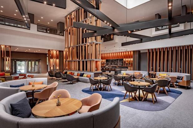 Kundenbild groß 1 Stuttgart Marriott Hotel Sindelfingen