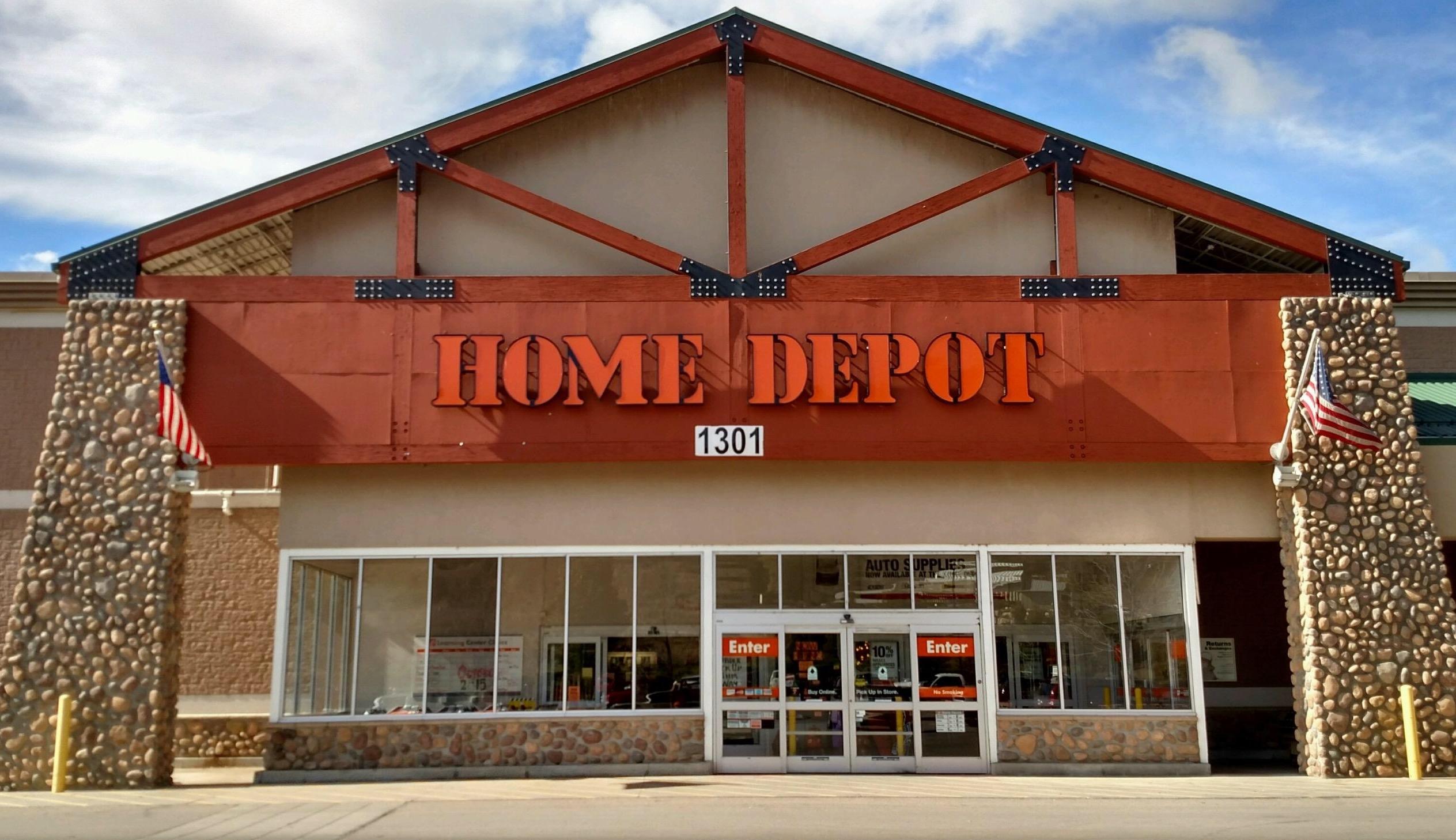 Home Depot Durango Phone