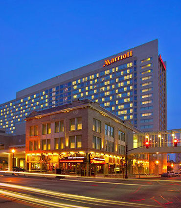 Louisville Marriott Downtown Room Service