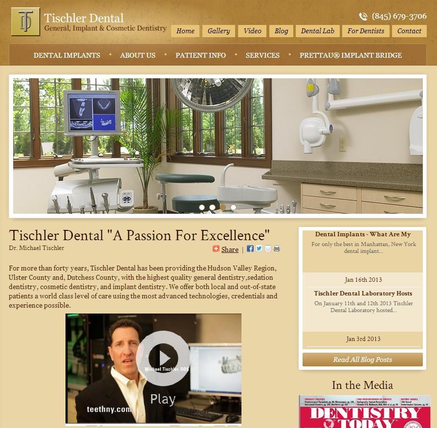 Tischler Dental - ad image