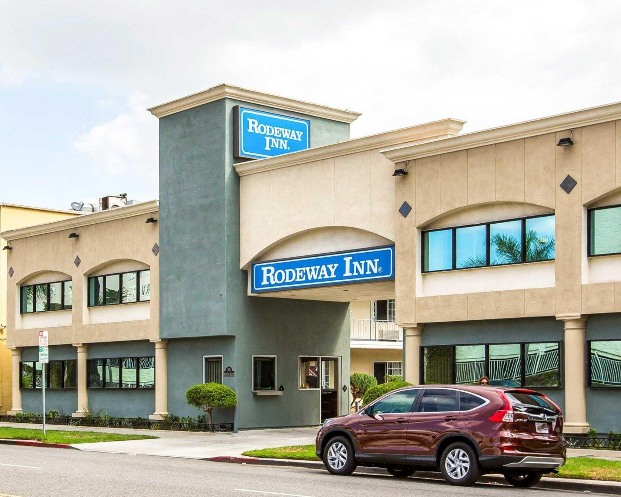 Rodeway Inn Long Beach Convention Center In Long Beach Ca