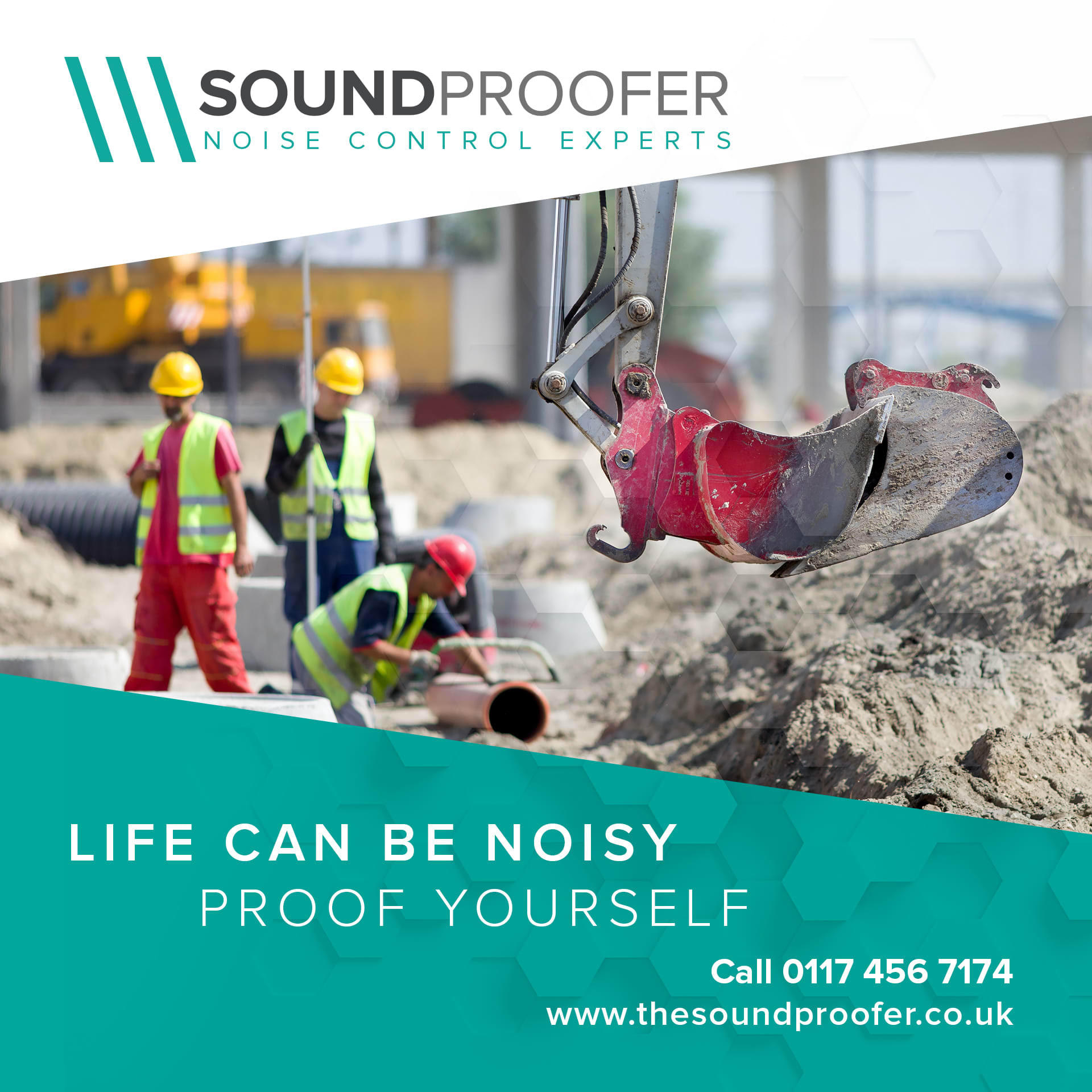 The Soundproofer