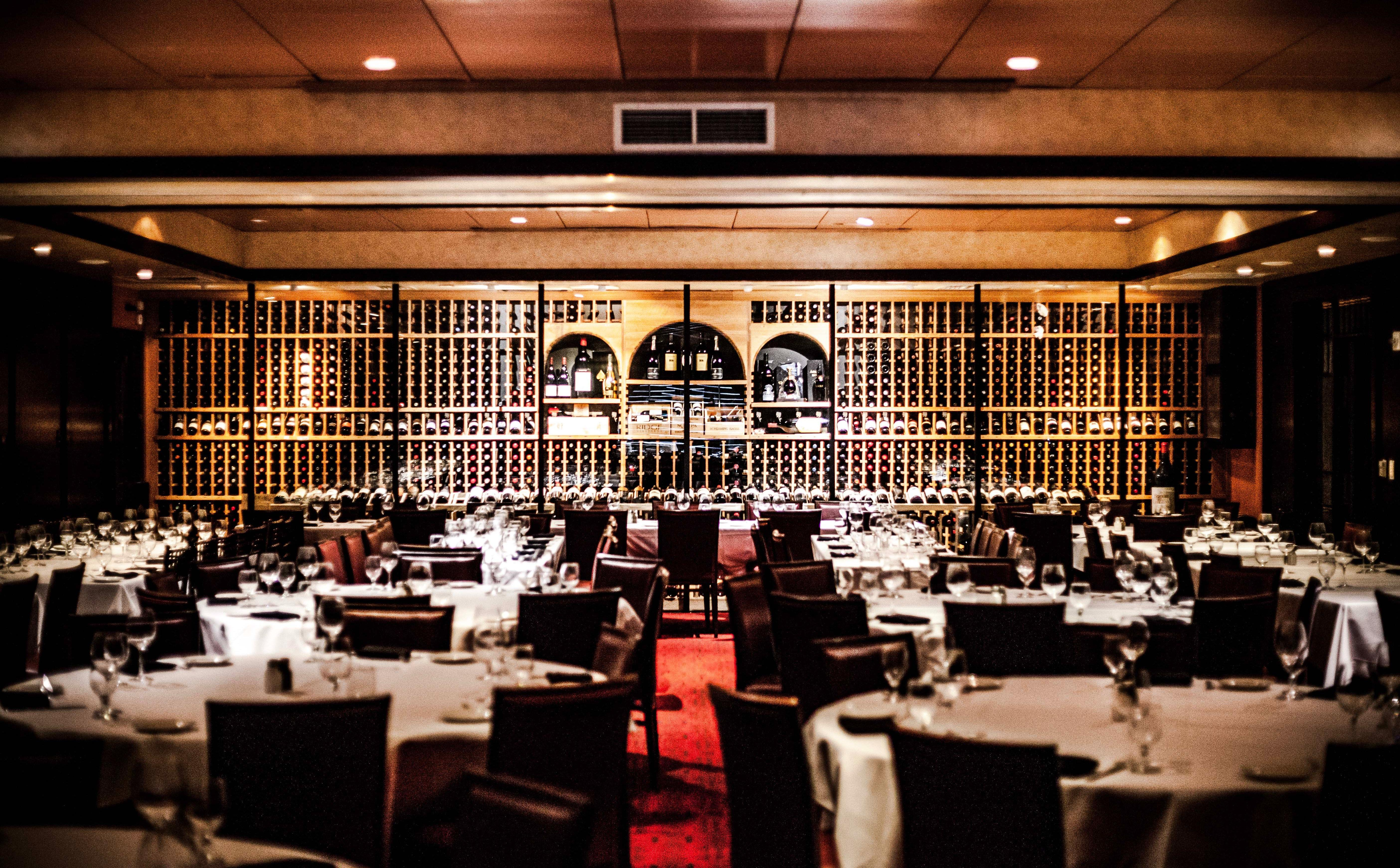 Del Frisco's Double Eagle Steakhouse Philadelphia Vault 2 private dining room