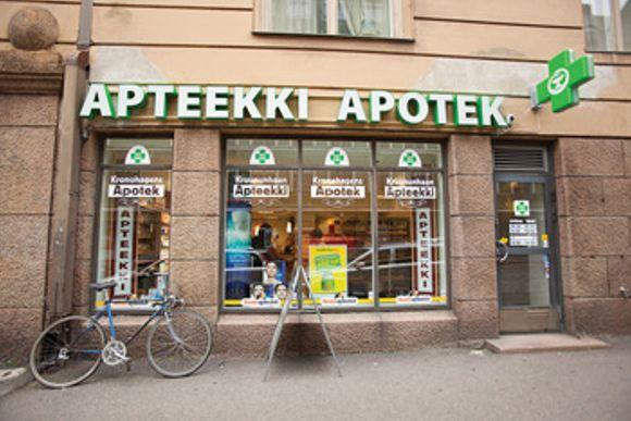 Kruununhaan Apteekki - Apoteket i Kronohagen