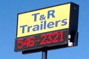 T&R Trailers Sales, Service, Parts
