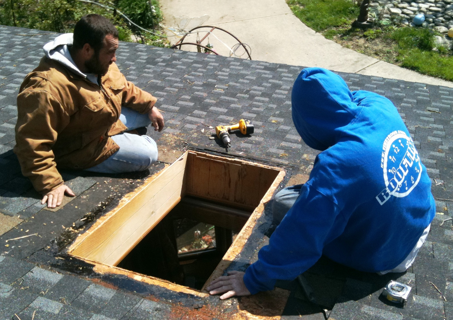 A New Roof Time - Florence, KY