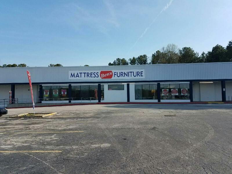 Ben 39 S Mattress And Furniture Atlanta Georgia Ga