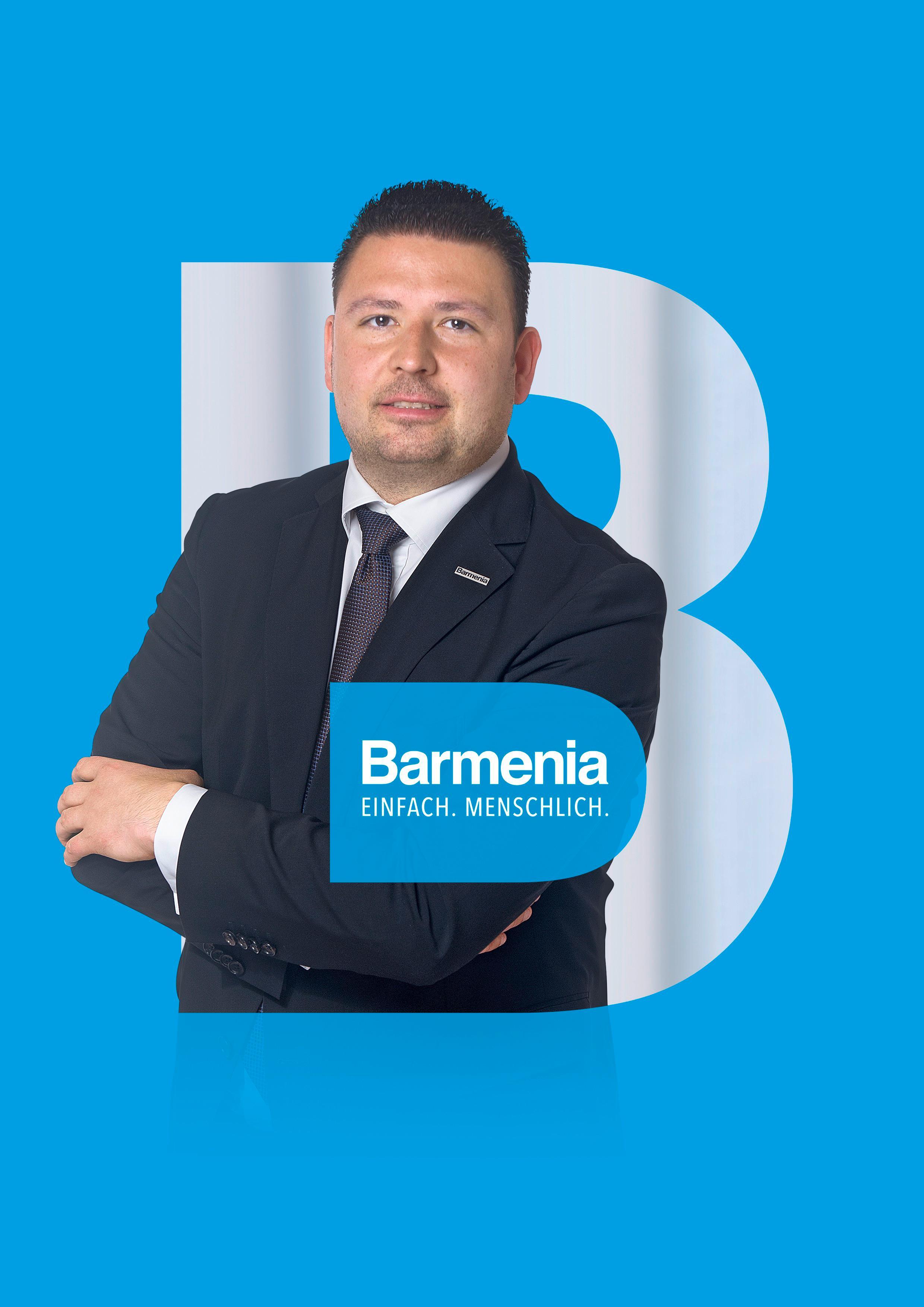 Barmenia Versicherung - Christian Obenauf
