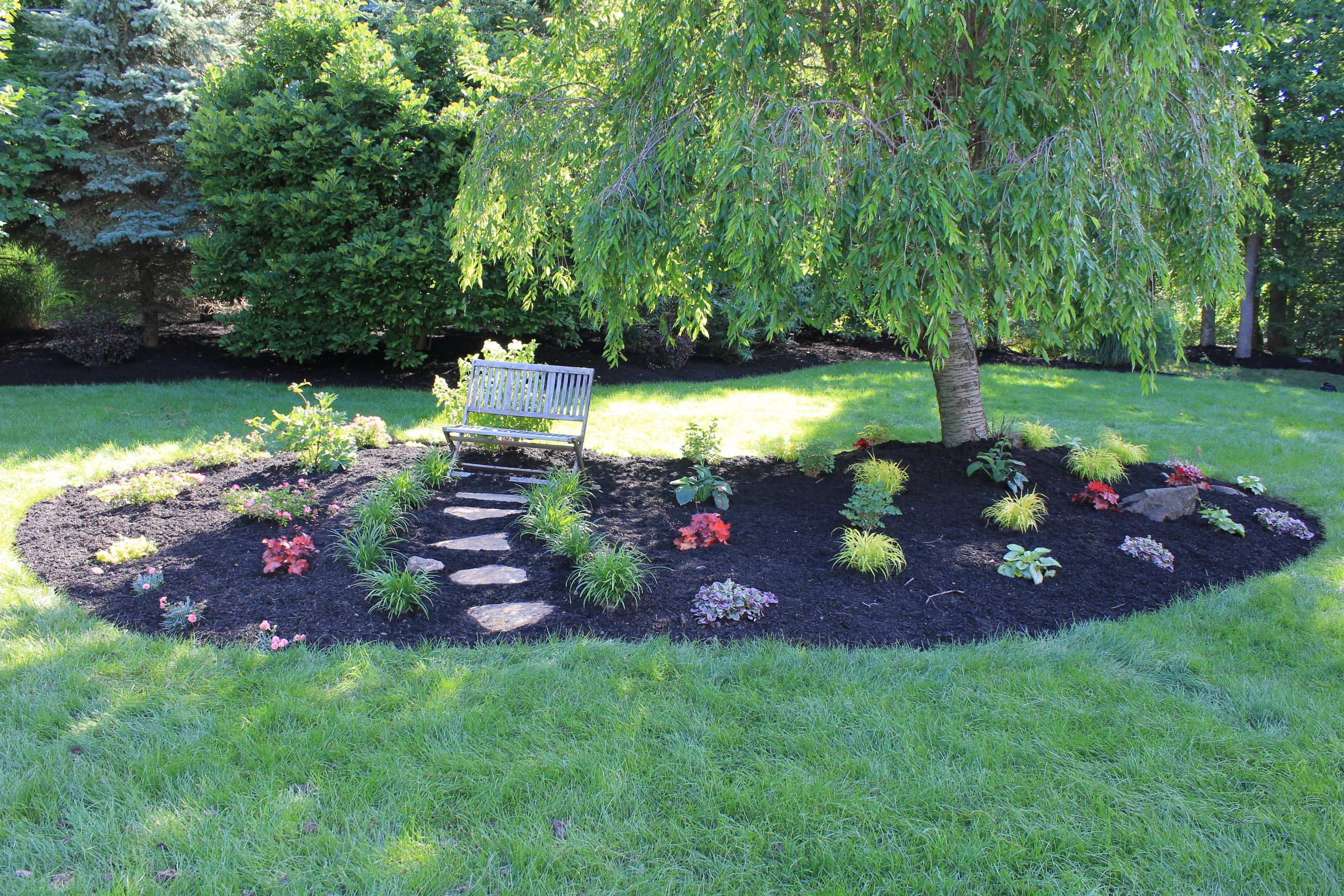 Quality garden designs llc in butler nj 07405 for Garden design llc