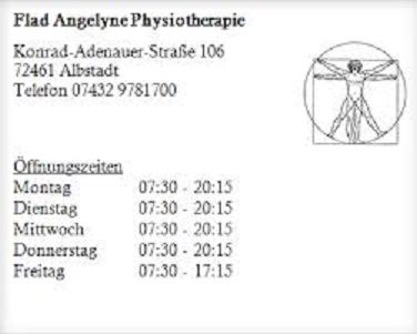 Flad Angelyne Physiotherapie