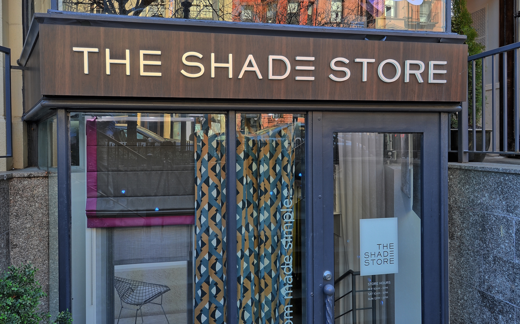 We're working with The Shade Store on a new project that will be debuting soon as a webisode! The home is a complete transformation! Typically when people move into a new space, one of the costs people forget to factor in are window treatments.