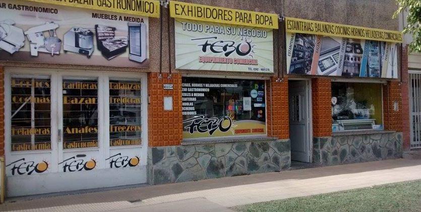 EQUIPAMIENTO COMERCIAL FEBO