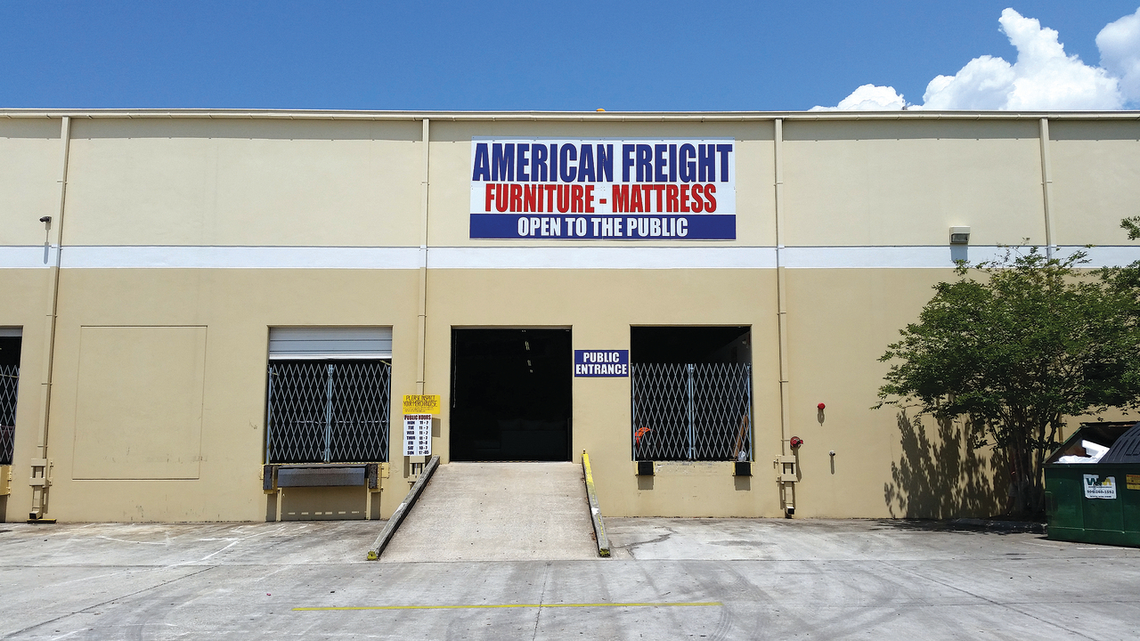 american freight furniture and mattress in jacksonville fl 32217. Black Bedroom Furniture Sets. Home Design Ideas