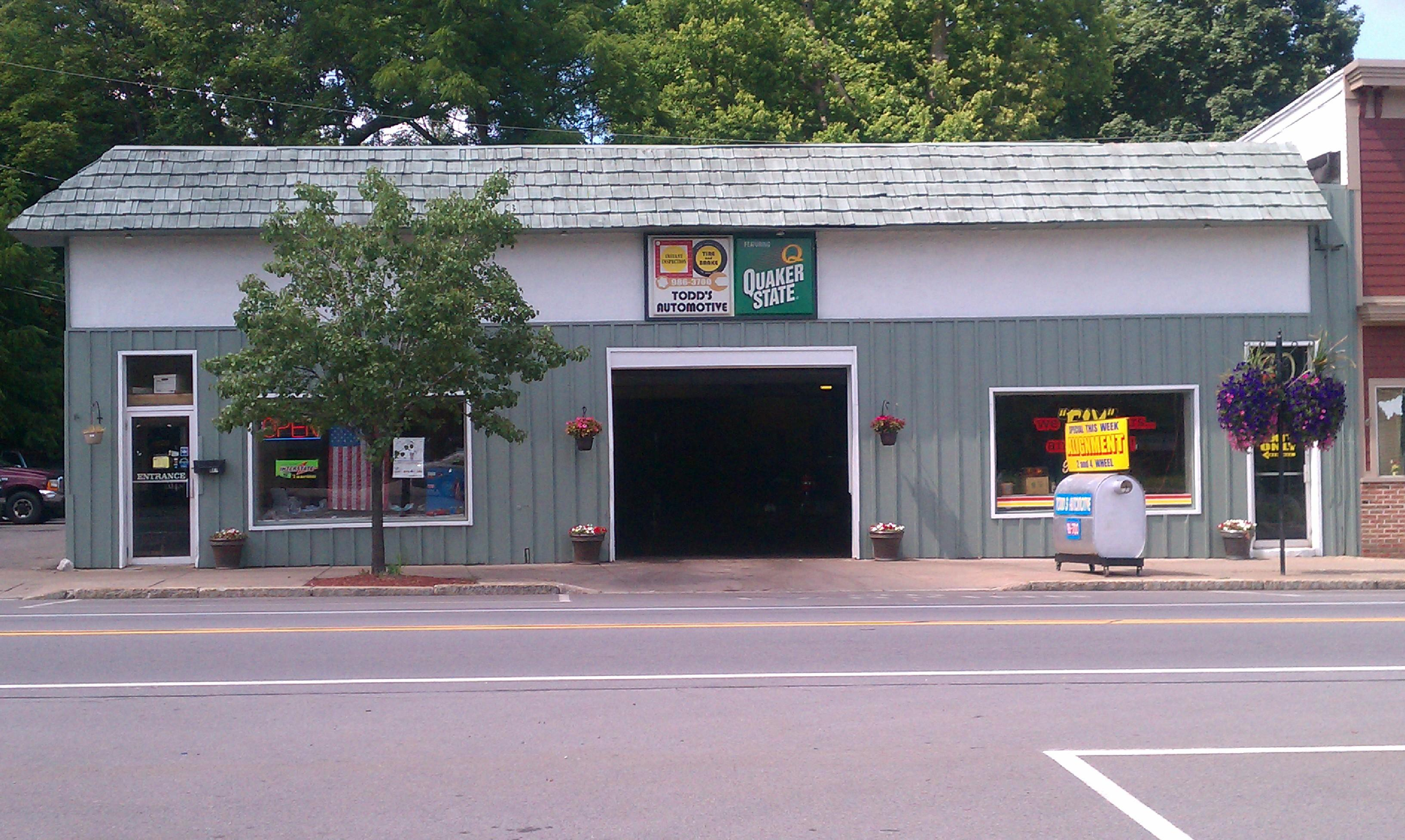 Todd's Automotive Inc