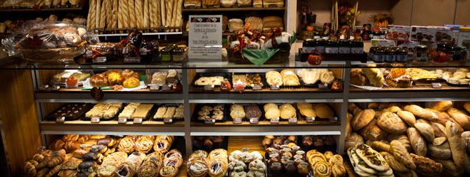Boulangerie la Mère Michèle à Québec