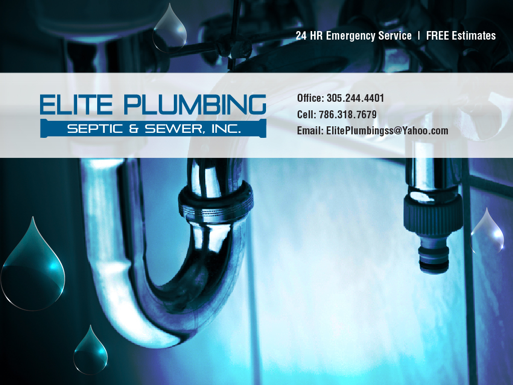 Elite Plumbing Septic & Sewer