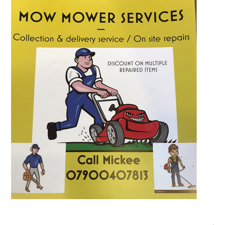 Mow Mowers Services - Peterborough, Northamptonshire PE8 6TX - 07900 407813   ShowMeLocal.com