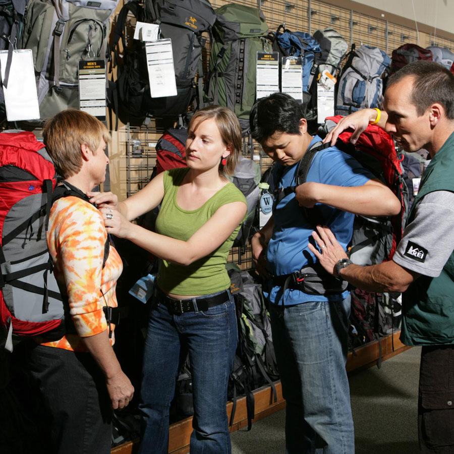 The REI Columbia store is a premier outdoor gear and sporting goods store serving outdoor enthusiasts in Columbia.