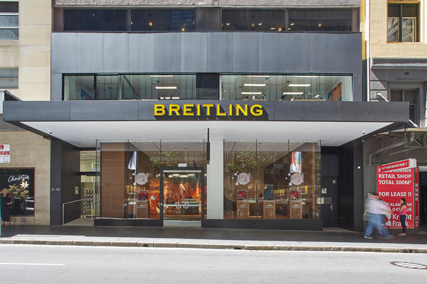 Breitling Boutique Sydney