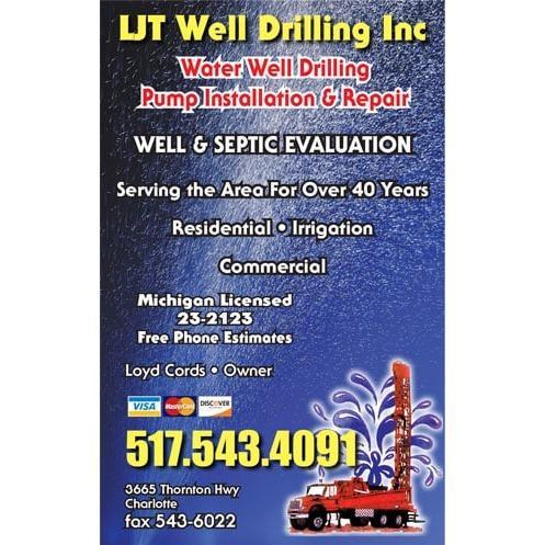 LJT Well Drilling, Inc.