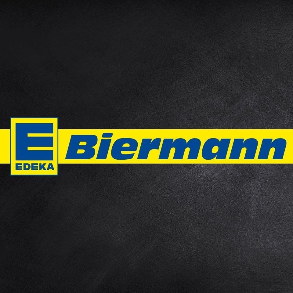 EDEKA Biermann Logo