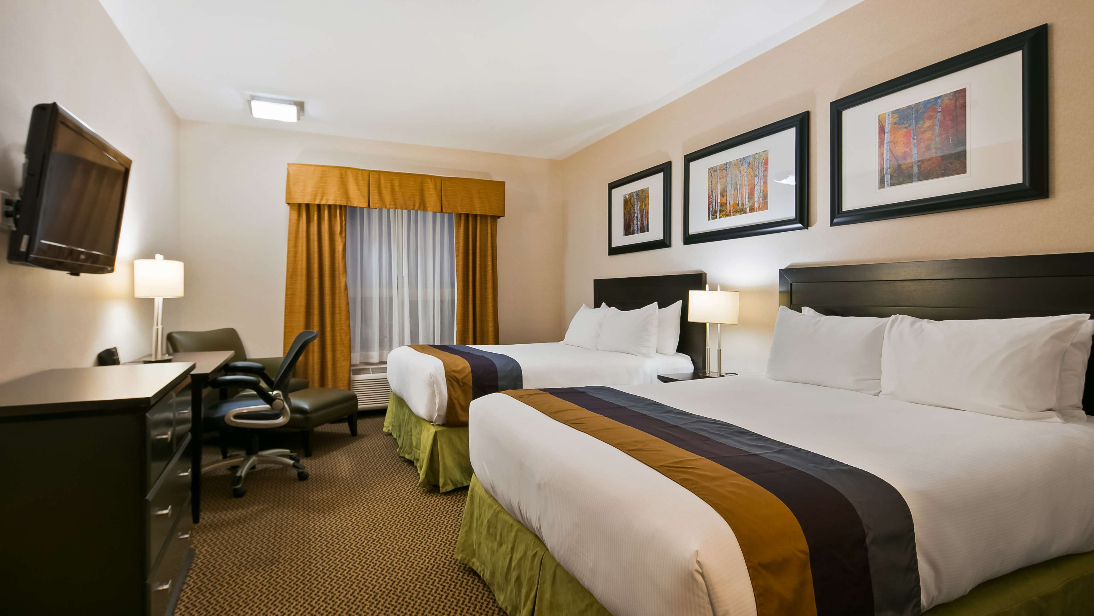 Your comfort is our first priority. Best Western Wainwright Inn & Suites Wainwright (780)845-9934