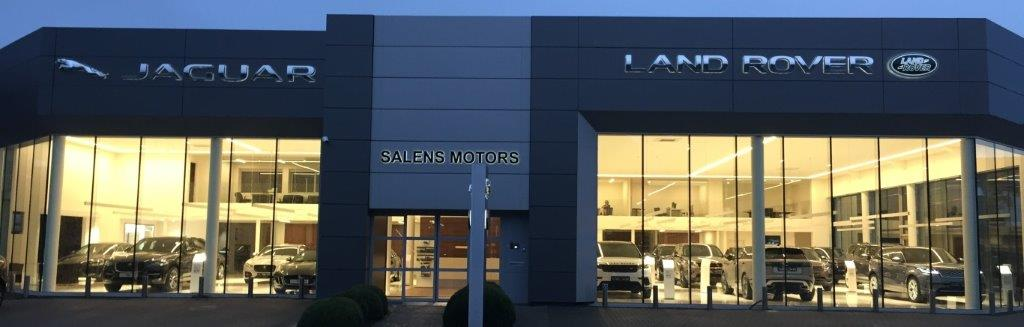 Jaguar Salens Motors Roeselare