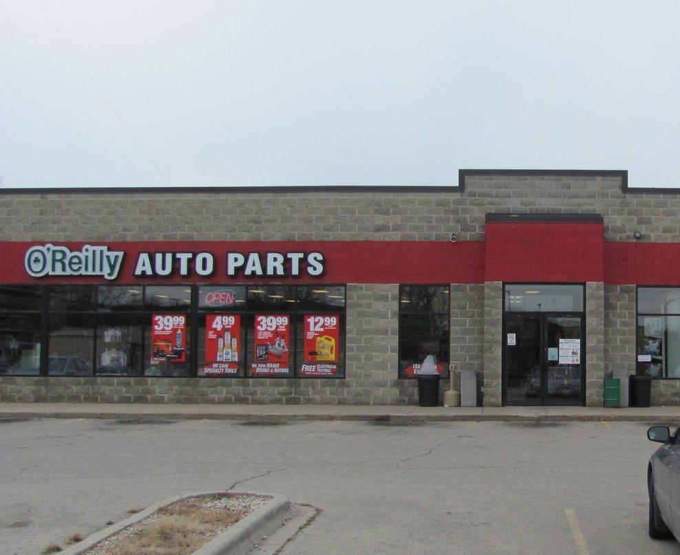 O 39 Reilly Auto Parts Madison Wisconsin Wi