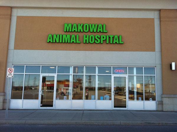 Makowal Animal Hospital - Ajax, ON L1T 0J9 - (905)686-0364   ShowMeLocal.com