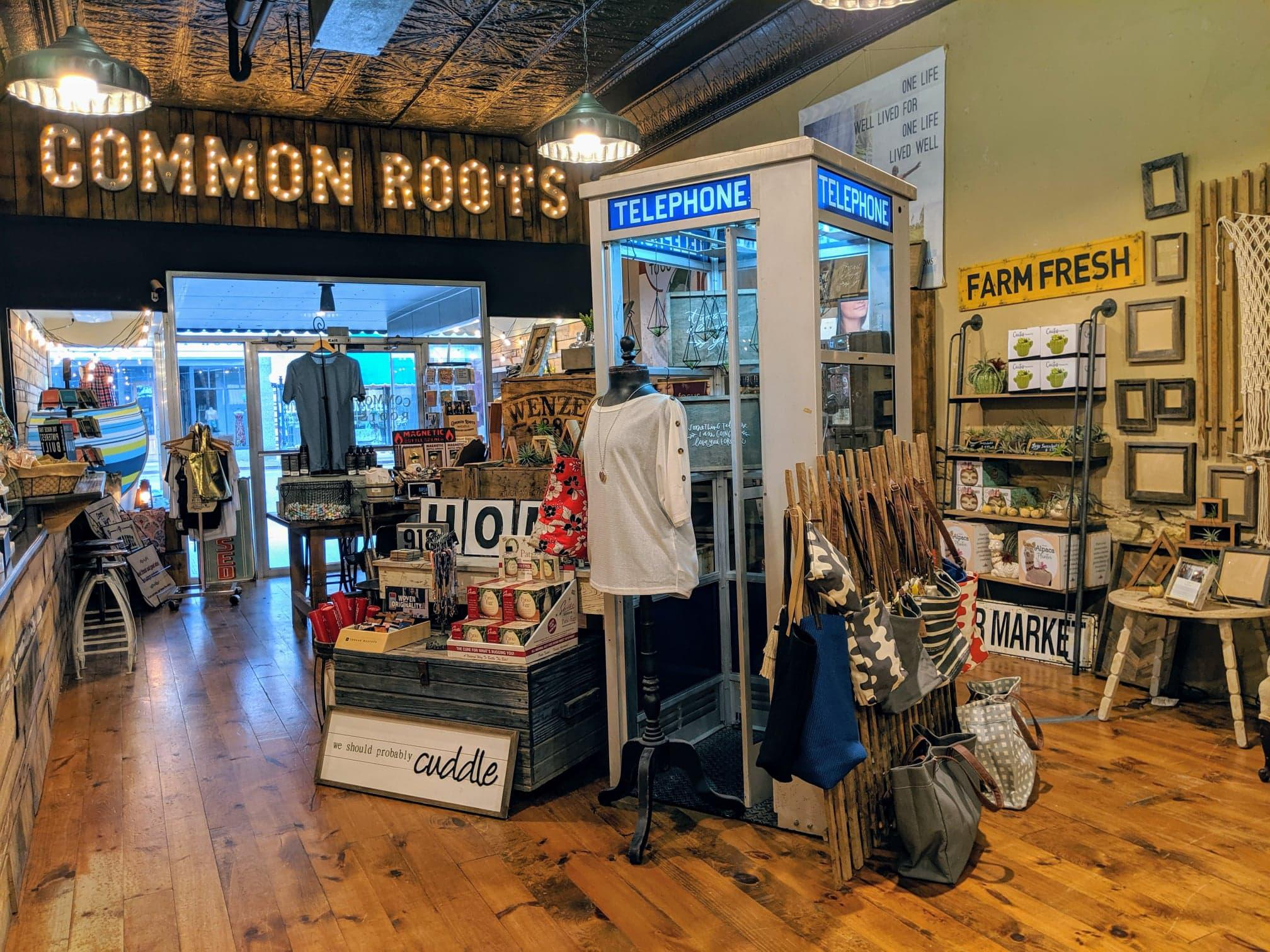 Common Roots Mercantile
