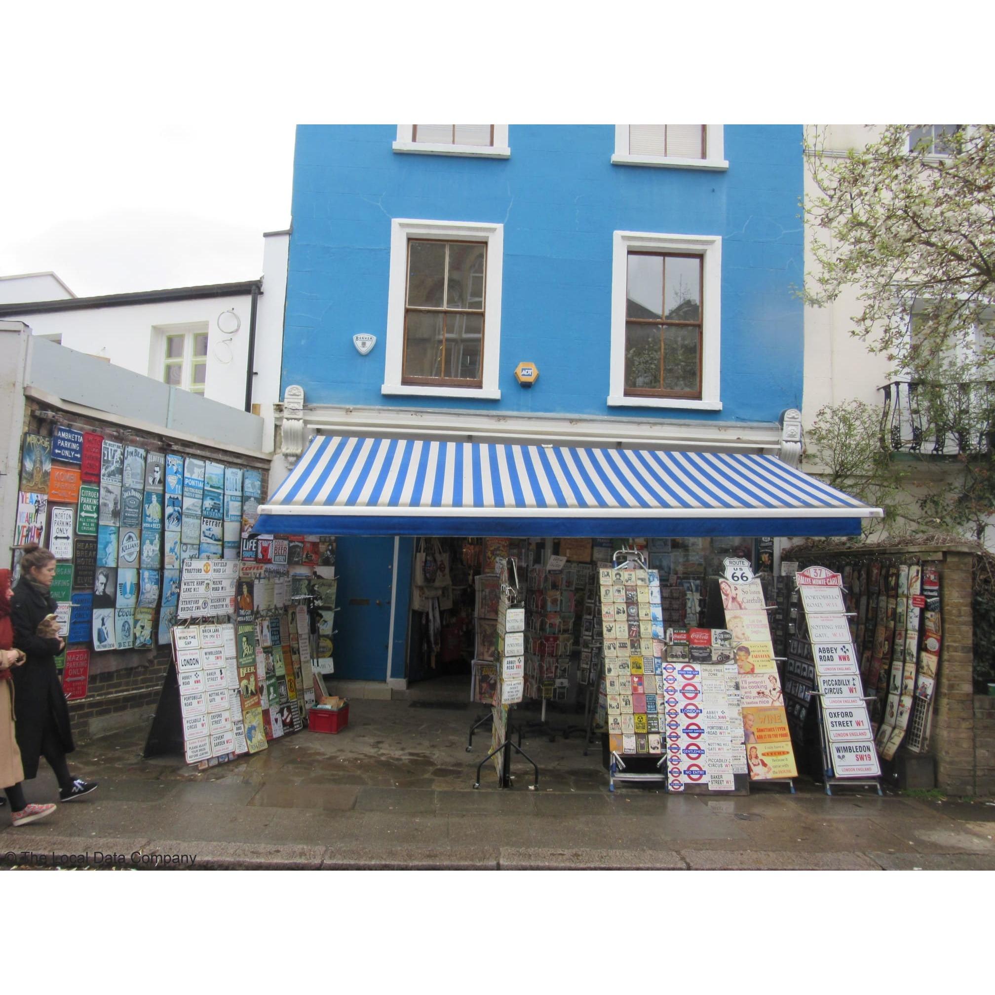 Portobello Nostalgic Gift Shop