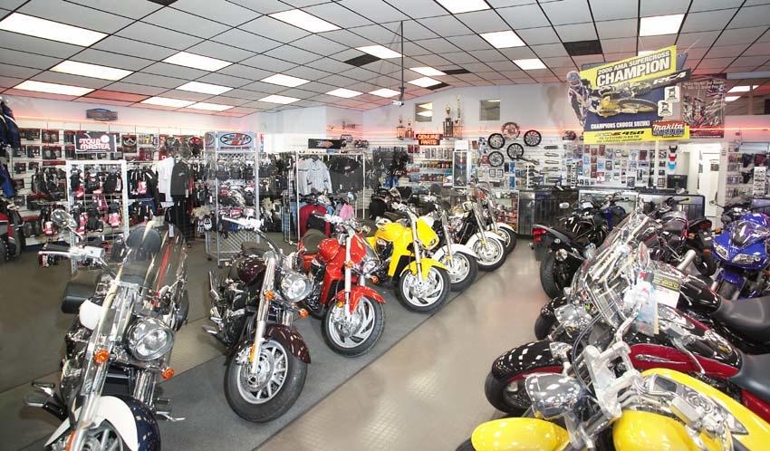 Suzuki Motorcycle Repair Denver