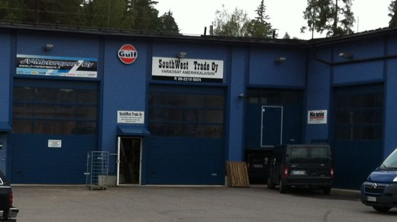 Southwest Trade Oy - Vantaa
