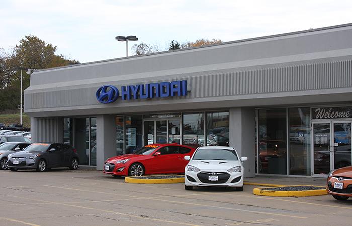 Lujack Hyundai In Davenport Ia 52806 Chamberofcommerce Com