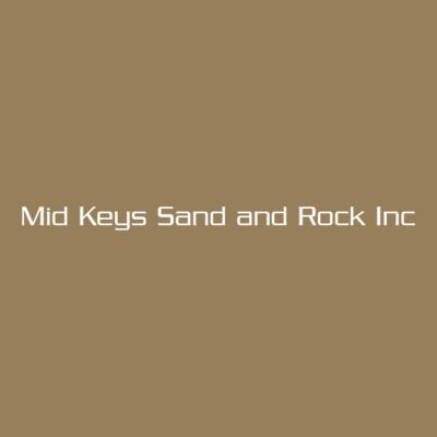 Mid Keys Sand And Rock Inc. - Marathon, FL - Concrete, Brick & Stone