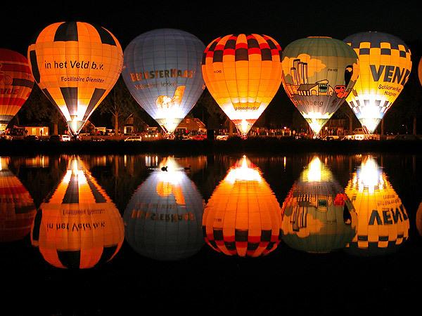 High 5 Ballooning