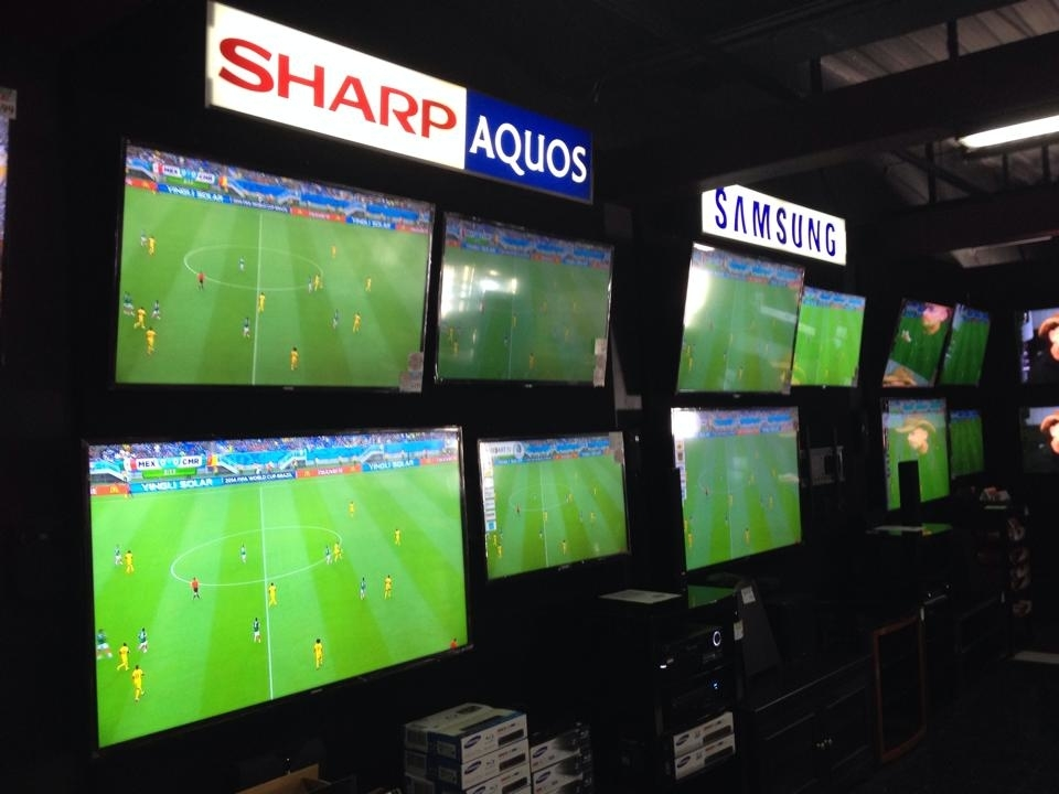 Century Sound Sales & Service in St Thomas: Are you watching the big game on a High Definition TV? You should be. Stop into Century Sound and see how affordable it can be.