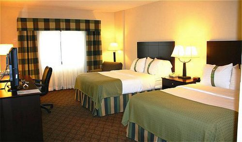Holiday Inn Springdale/Fayetteville Area - ad image