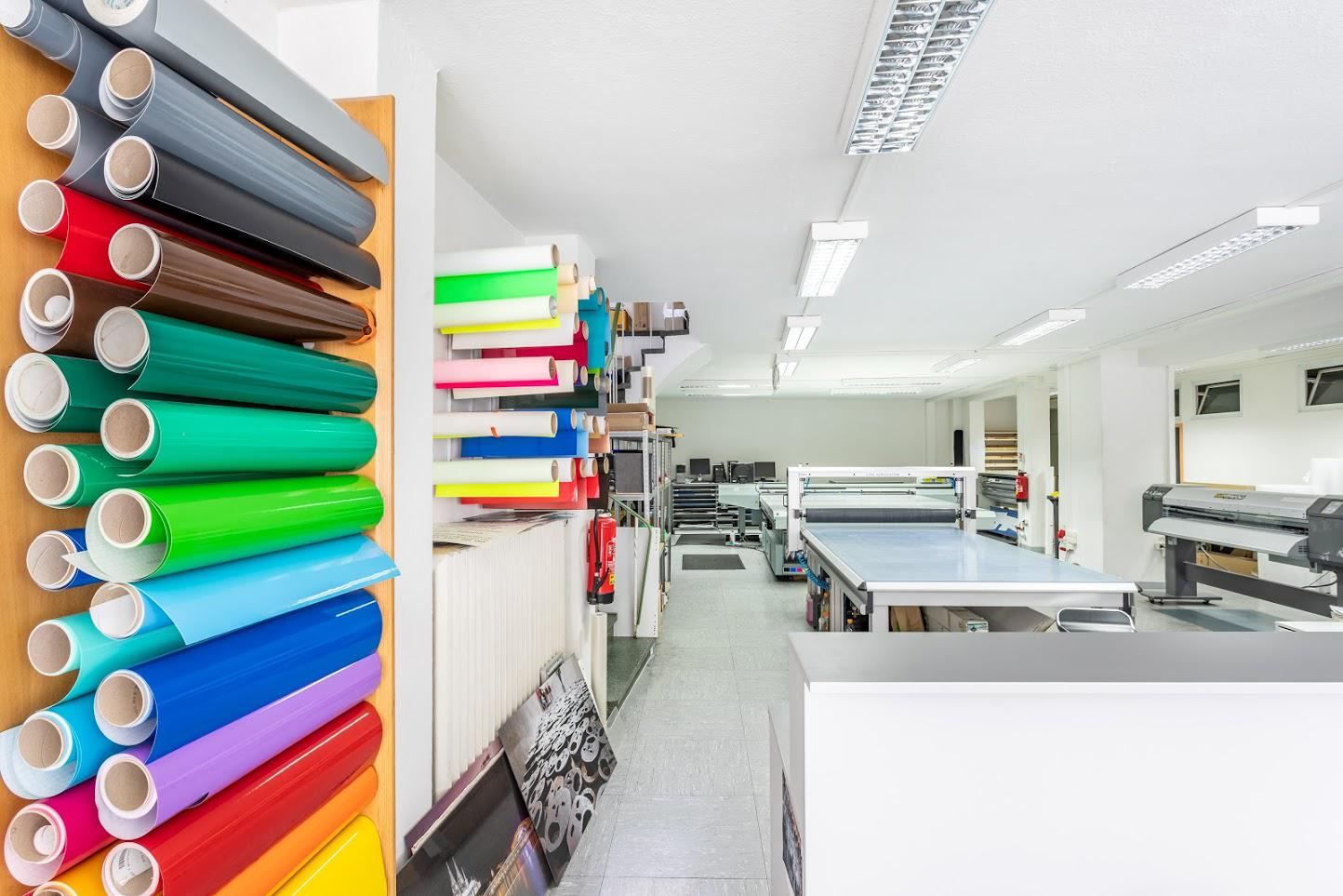 Bilder A&A Digital Print Center & Druckerei Bonn