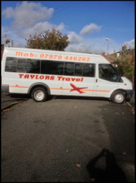 Taylors Travel Rochdale 07970 446262