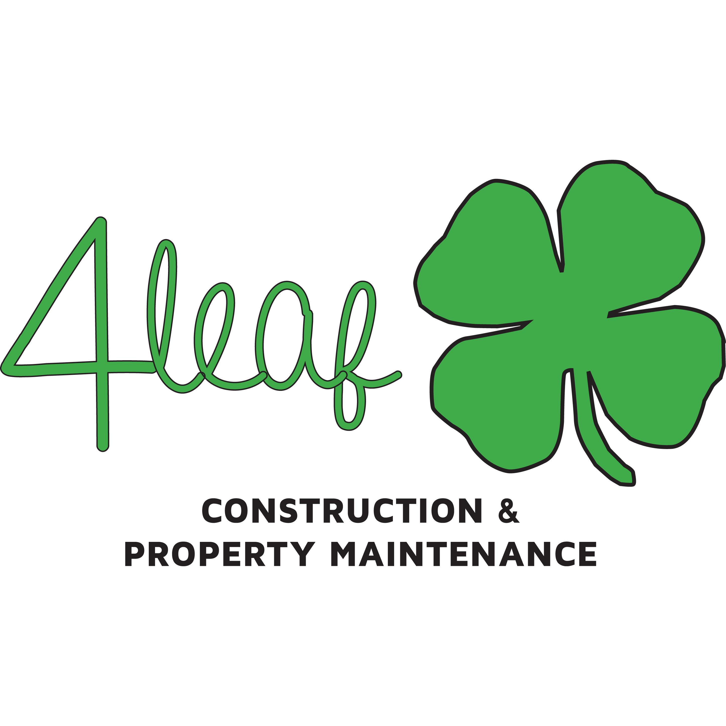 4 Leaf Construction and Property Maintenance, LLC